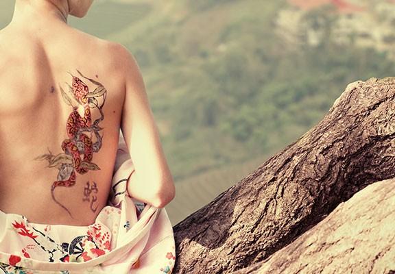 Henna negra, el tatuaje enemigo de la piel
