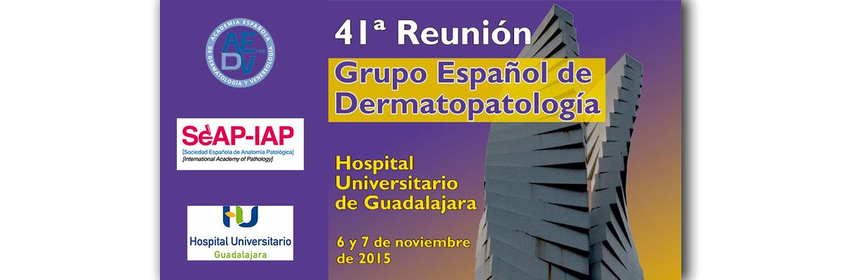 41 reuni n del grupo espa ol de dermatopatolog a for Calculadora pasi