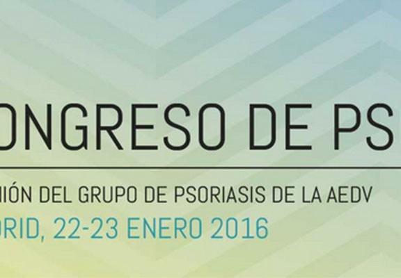 Congreso psoriasis inscripción