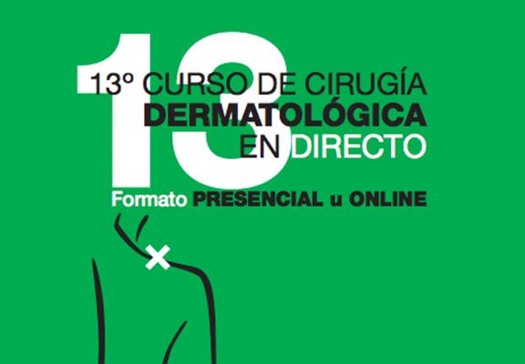 Curso cirugía dermatológica