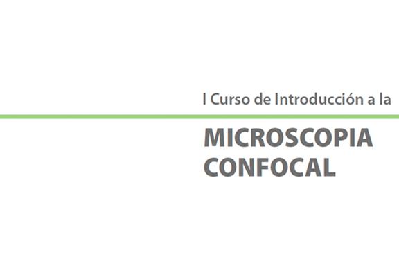 curso introducción microscopia confocal