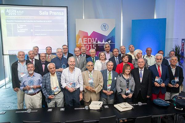 Eméritos AEDV 2015