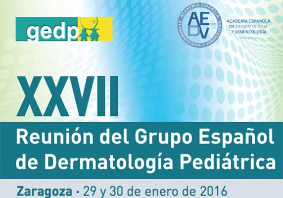 Reunión Dermatología Pediátrica