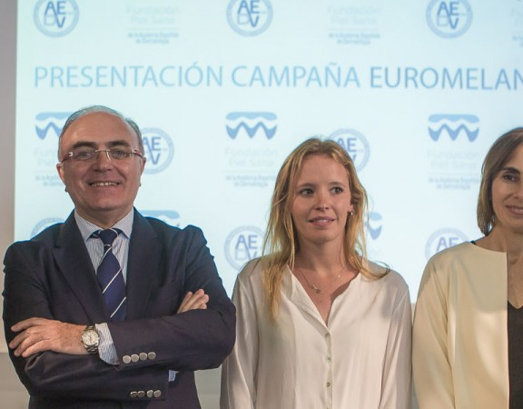 Foto Rueda de Prensa Euromelanoma 2017
