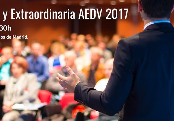 Asamblea General ordinaria y Extraordinaria 2017