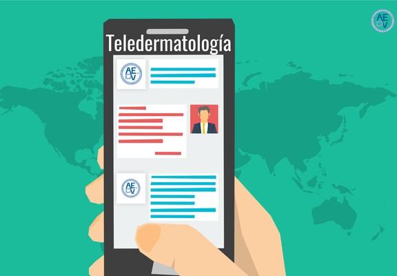 Teledermatología AEDV