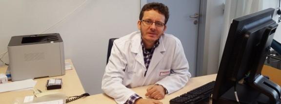 Dr. Ignacio García Doval. Director de la Unidad de Investigación de la AEDV