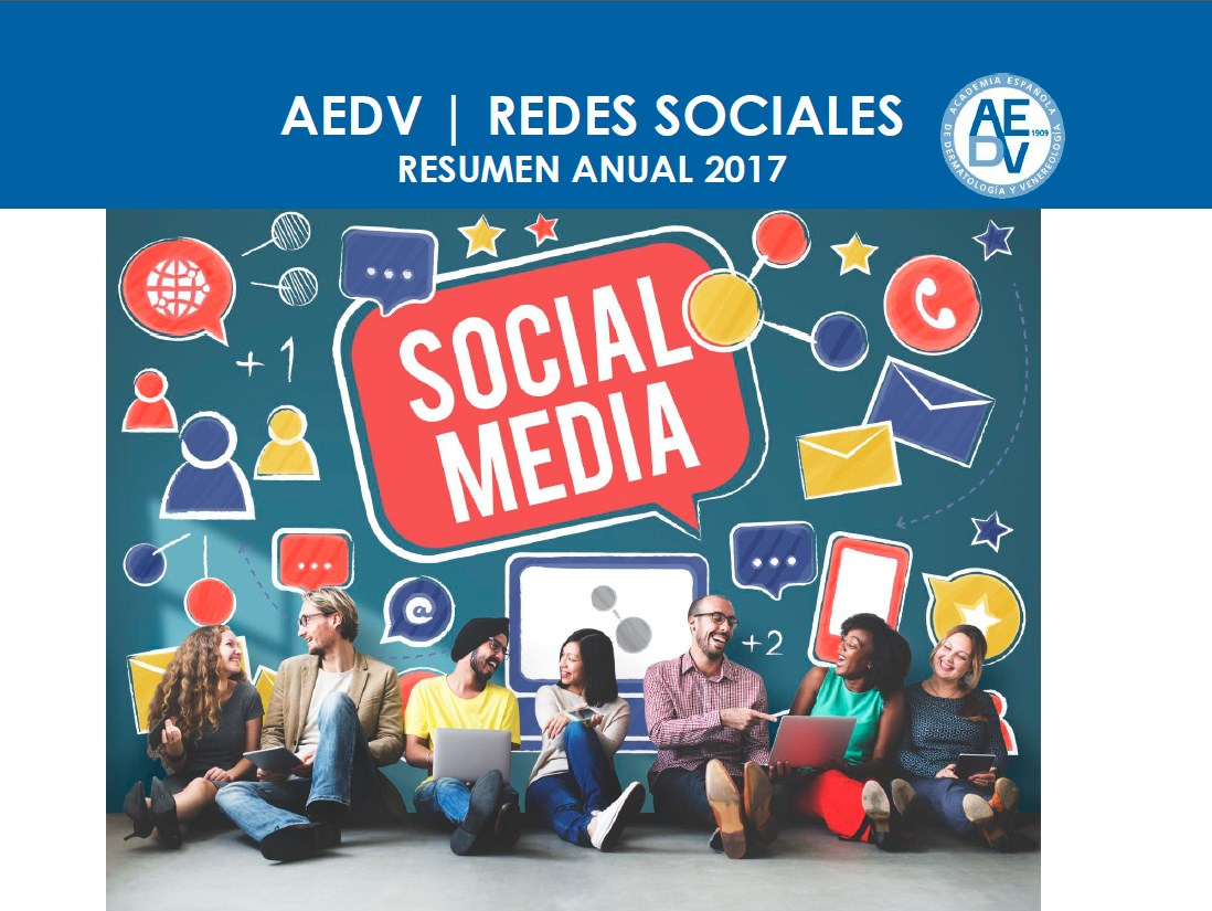 Informe Anual Redes Sociales 2017