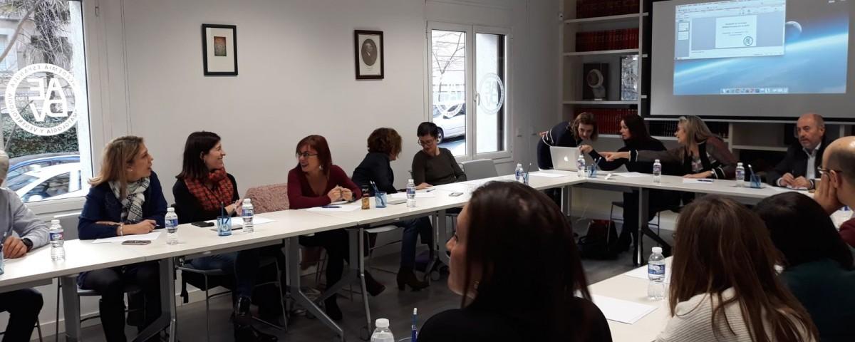 reunión de tutores