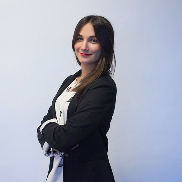 Alba Galván - Responsable de Comunicación